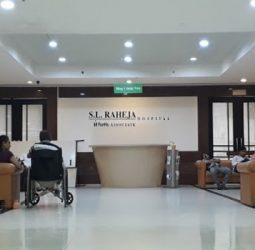 S. L. Raheja Hospital, Mumbai