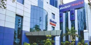 Medeor Hospital, Qutab, New Delhi