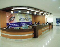 Center for sight, New Delhi