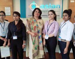 Asian Institute of Medical Sciences , Faridabad