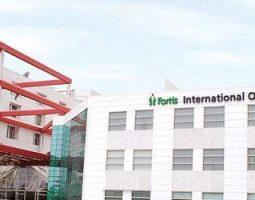 Fortis Hospital , Noida