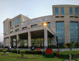 Jaypee Hospital ,Noida